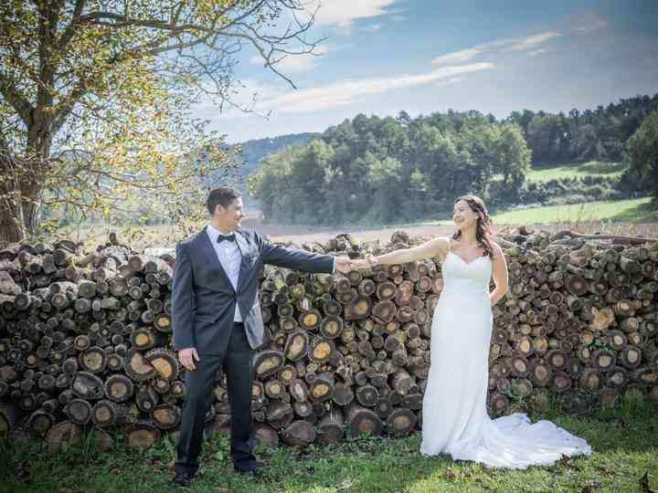 La boda de Susana y Alberto
