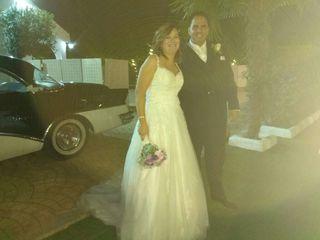 La boda de Patri y Bruno