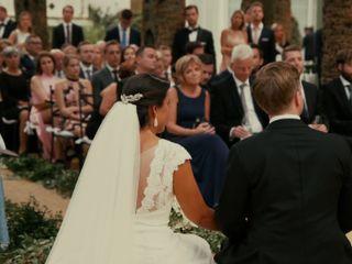 La boda de Inés y Ulrik 2