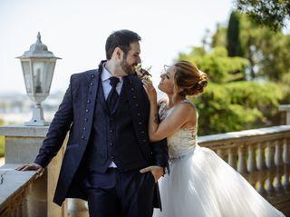 La boda de Aida y Javier