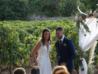 La boda de Yaiza y Arnau