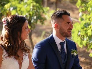 La boda de Yaiza y Arnau 3