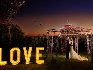 La boda de Leticia y Raúl