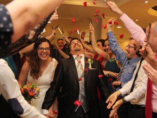 La boda de Marifé y Nacho