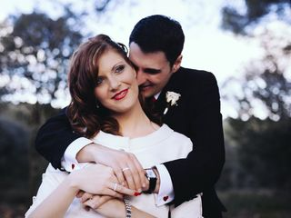 La boda de Fernando y Joanna
