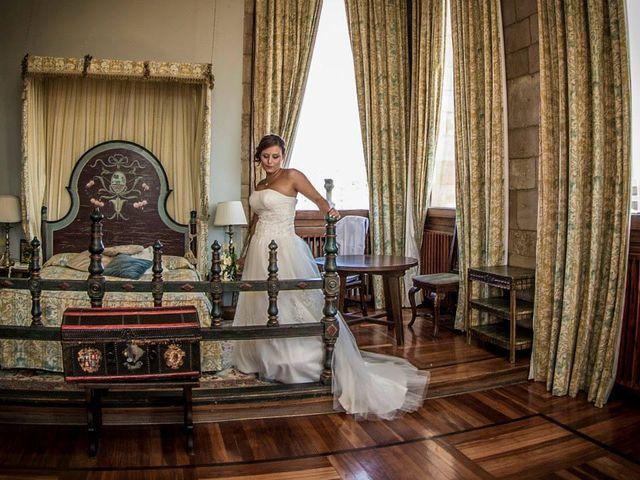 La boda de David y Natalia en León, León 8