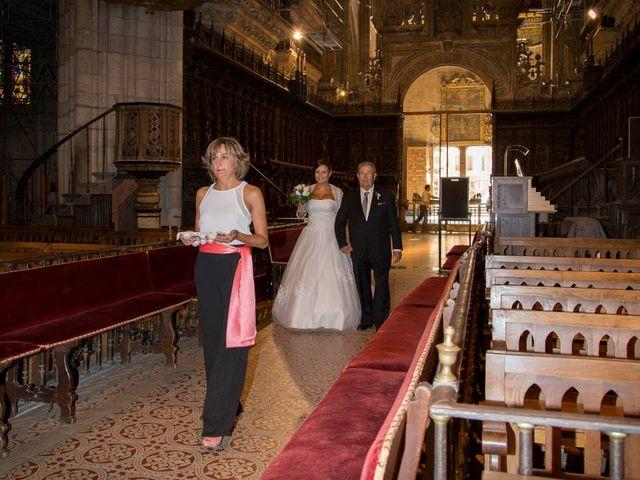 La boda de David y Natalia en León, León 10