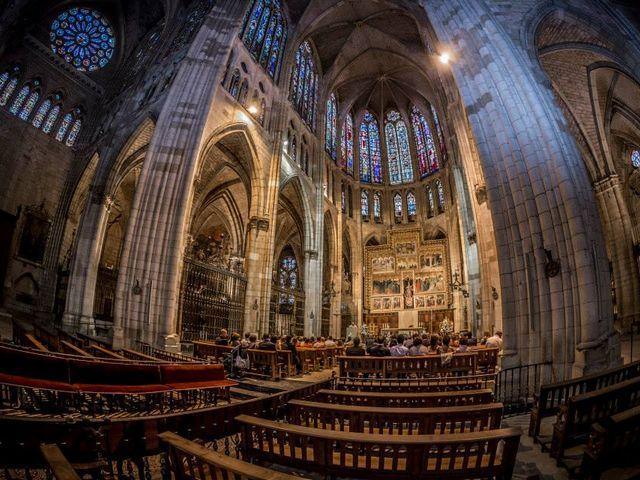 La boda de David y Natalia en León, León 11