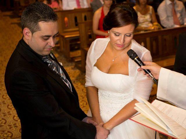 La boda de David y Natalia en León, León 13