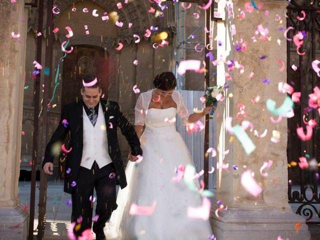 La boda de David y Natalia en León, León 15
