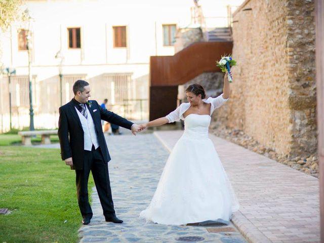 La boda de David y Natalia en León, León 16