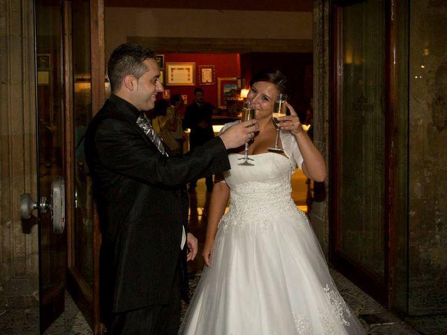 La boda de David y Natalia en León, León 18
