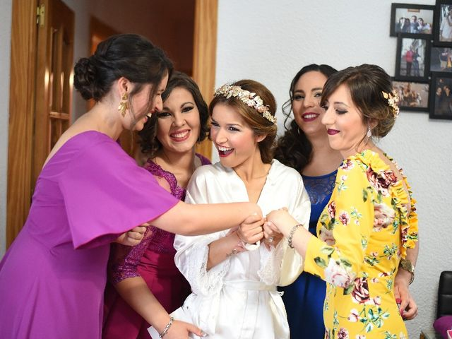 La boda de Fran y Esperanza  en Córdoba, Córdoba 12