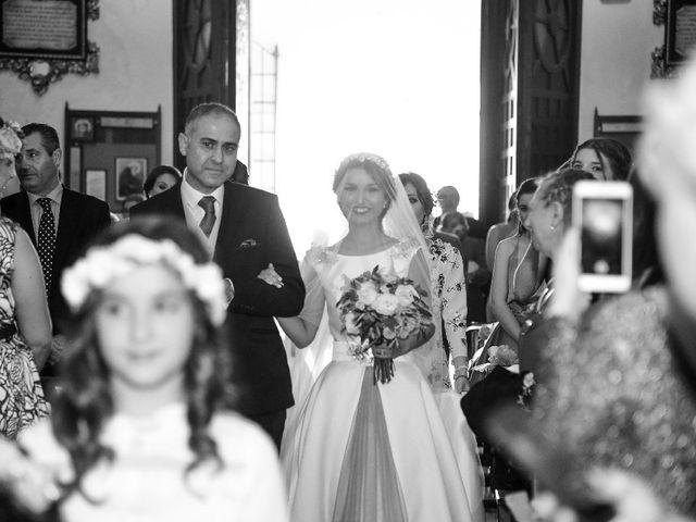 La boda de Fran y Esperanza  en Córdoba, Córdoba 32