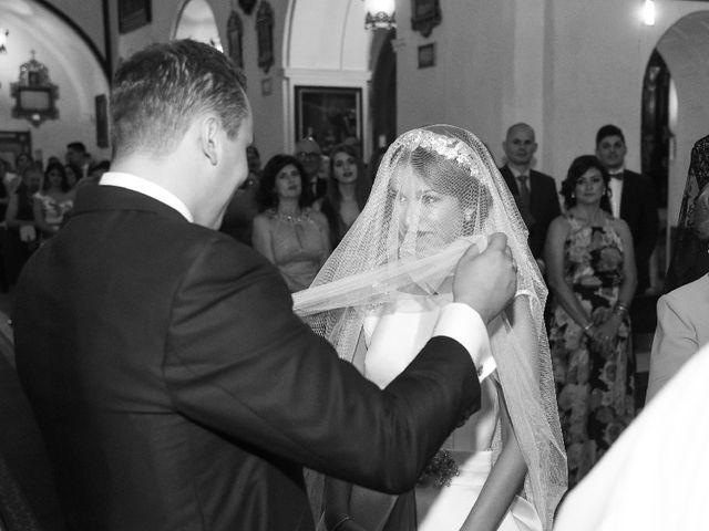 La boda de Fran y Esperanza  en Córdoba, Córdoba 34