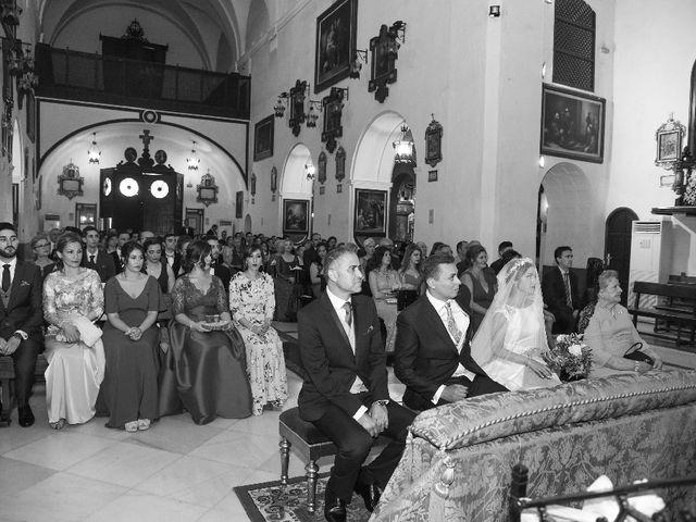 La boda de Fran y Esperanza  en Córdoba, Córdoba 35