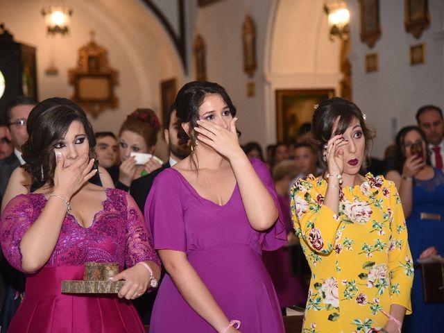 La boda de Fran y Esperanza  en Córdoba, Córdoba 39