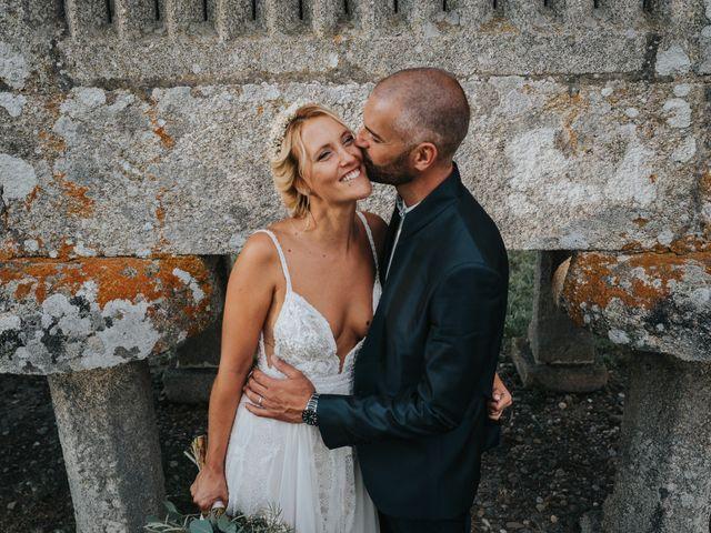 La boda de Marta y Suso