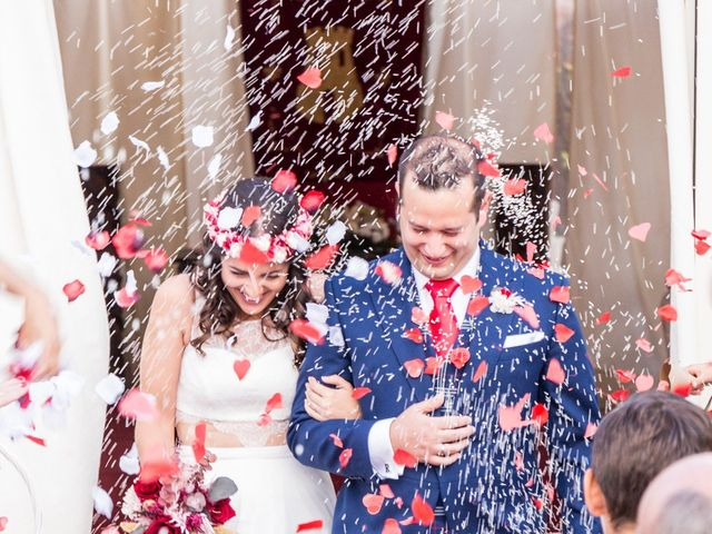 La boda de Rocio y Ruben
