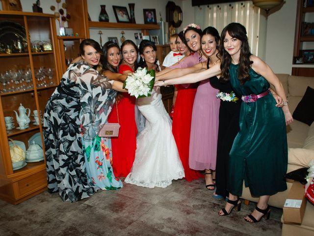 La boda de Alex y Amparo en Torrent, Valencia 12