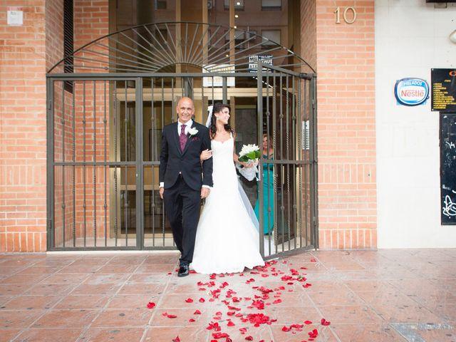 La boda de Alex y Amparo en Torrent, Valencia 14