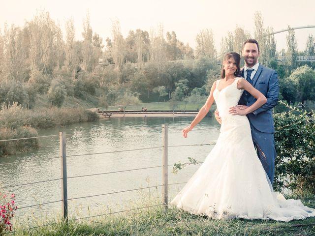 La boda de Amparo y Alex