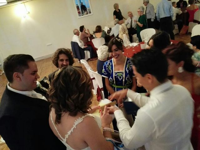 La boda de Bruno y Patri en La Algaba, Sevilla 3
