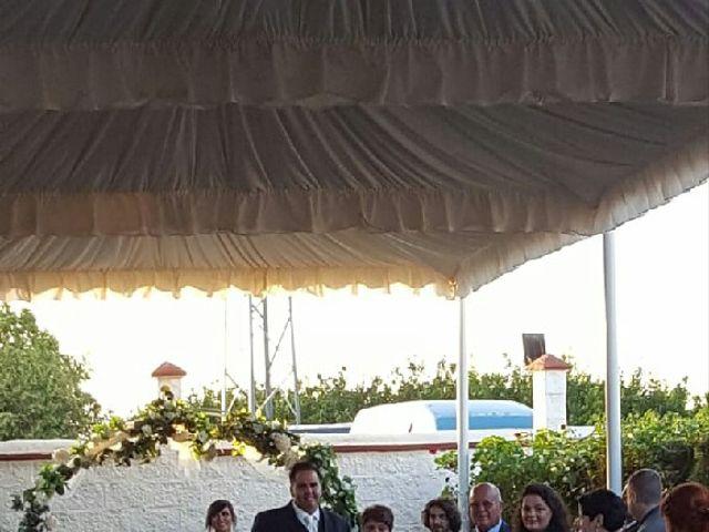 La boda de Bruno y Patri en La Algaba, Sevilla 9