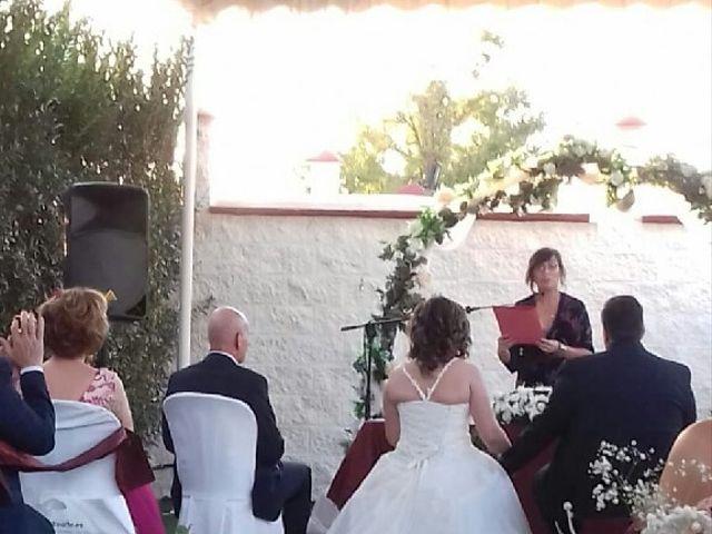 La boda de Bruno y Patri en La Algaba, Sevilla 12