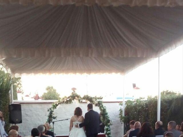 La boda de Bruno y Patri en La Algaba, Sevilla 14