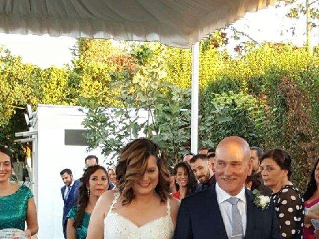 La boda de Bruno y Patri en La Algaba, Sevilla 15