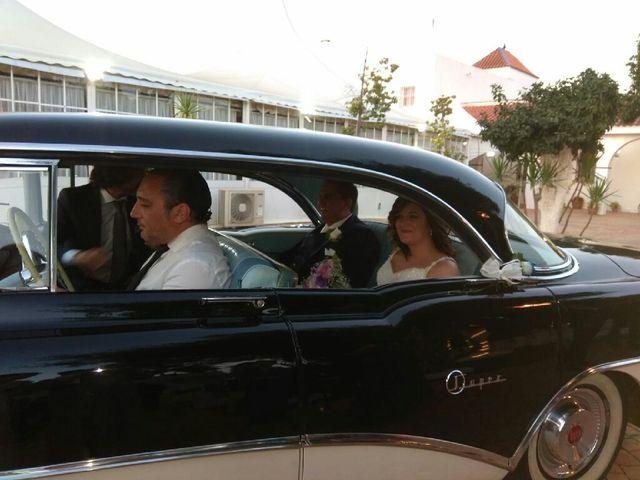 La boda de Bruno y Patri en La Algaba, Sevilla 17