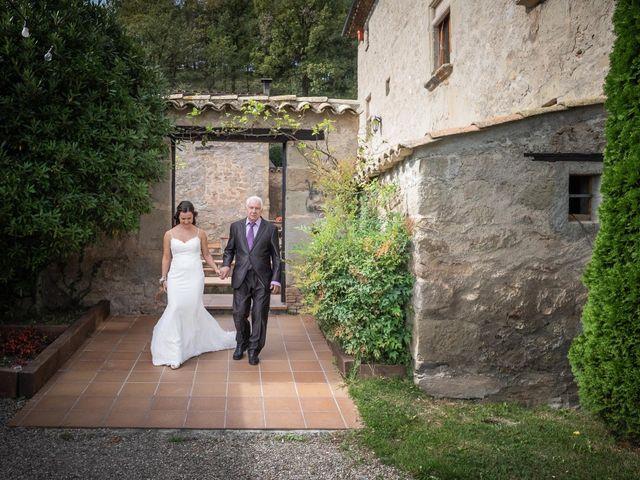 La boda de Alberto y Susana en Sant Agusti De Lluçanes, Barcelona 8