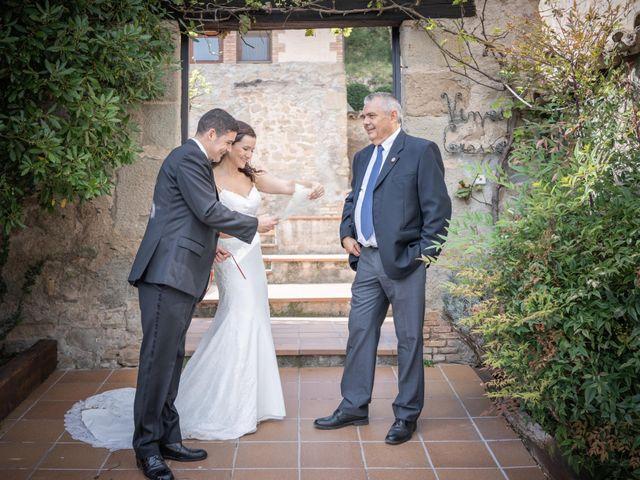 La boda de Alberto y Susana en Sant Agusti De Lluçanes, Barcelona 13
