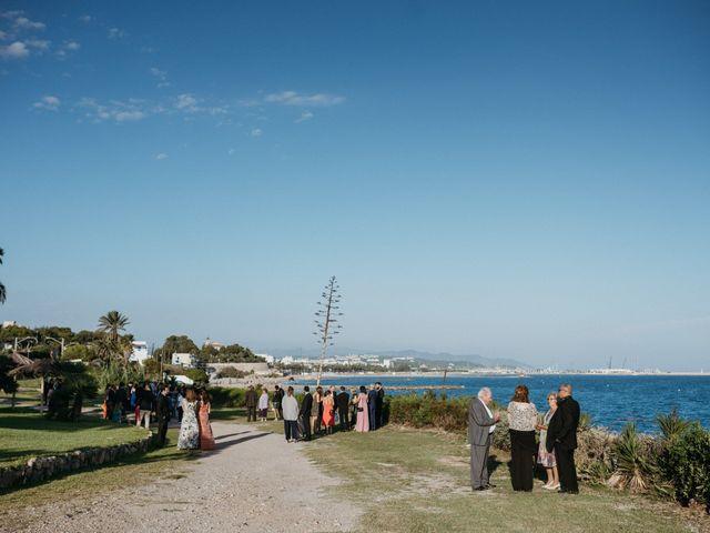 La boda de Eduard y Raquel en Vilanova I La Geltru, Barcelona 23