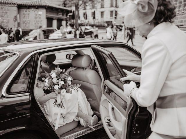 La boda de Alberto y Alicia en Toledo, Toledo 27