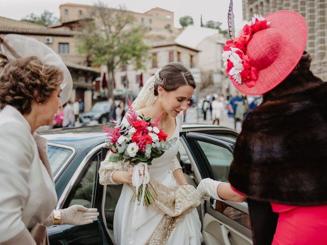 La boda de Alberto y Alicia en Toledo, Toledo 28