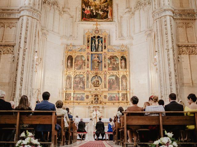 La boda de Alberto y Alicia en Toledo, Toledo 40