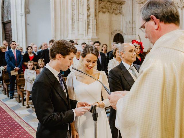 La boda de Alberto y Alicia en Toledo, Toledo 44