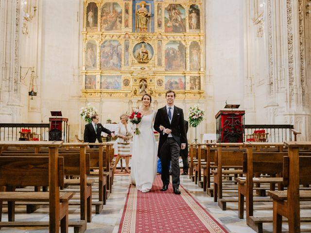 La boda de Alberto y Alicia en Toledo, Toledo 55