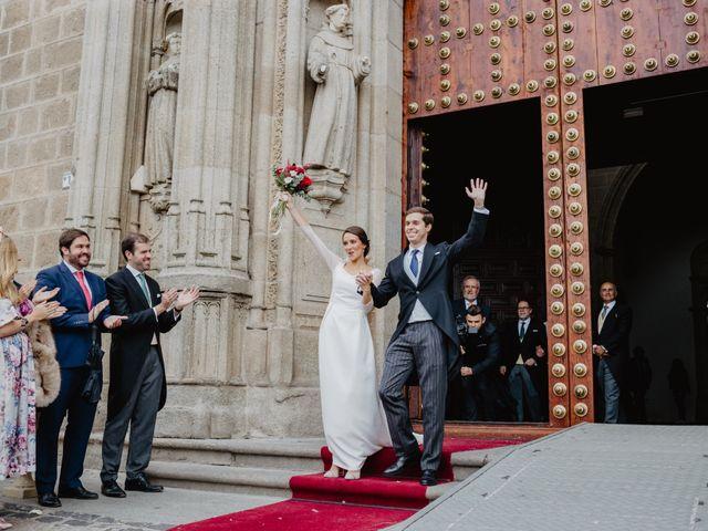 La boda de Alberto y Alicia en Toledo, Toledo 56