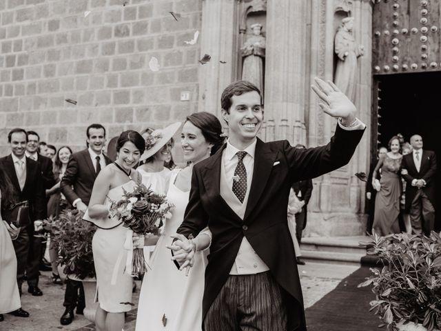 La boda de Alberto y Alicia en Toledo, Toledo 58