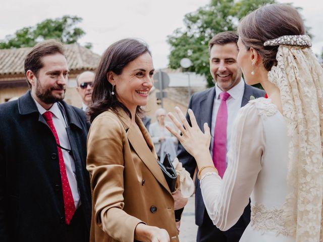 La boda de Alberto y Alicia en Toledo, Toledo 62