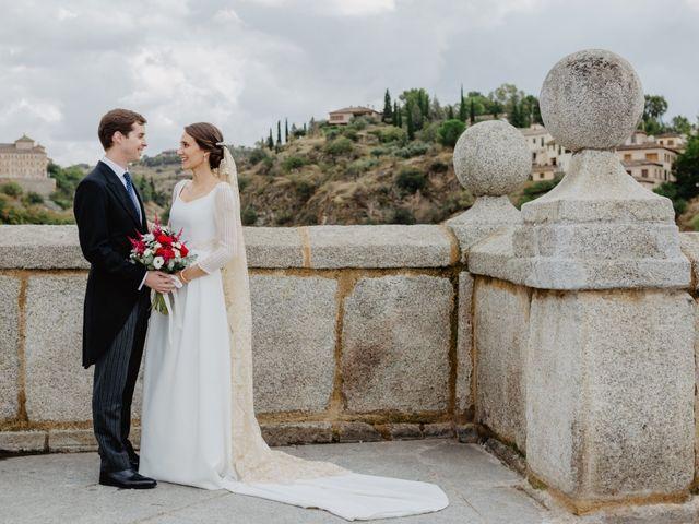La boda de Alberto y Alicia en Toledo, Toledo 65