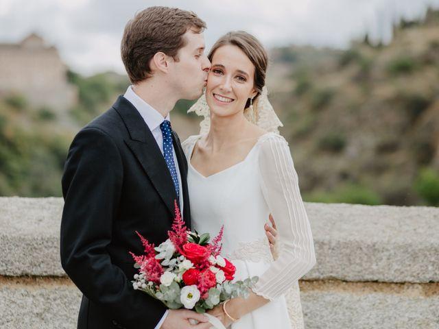 La boda de Alberto y Alicia en Toledo, Toledo 66