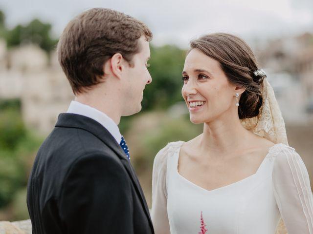 La boda de Alberto y Alicia en Toledo, Toledo 67