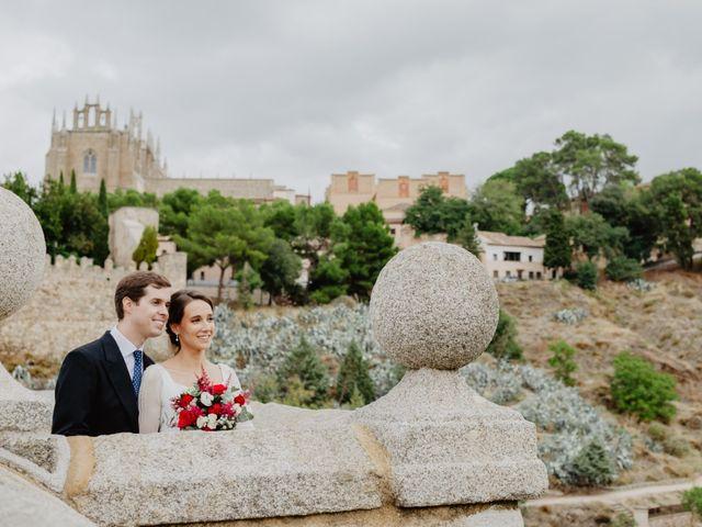 La boda de Alberto y Alicia en Toledo, Toledo 68