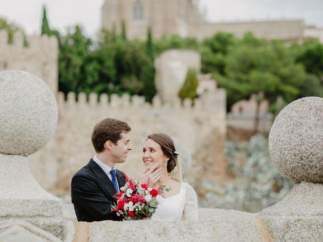 La boda de Alicia y Alberto
