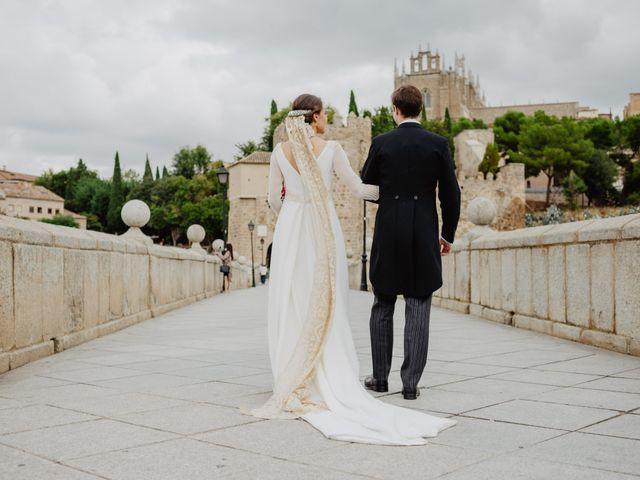 La boda de Alberto y Alicia en Toledo, Toledo 69
