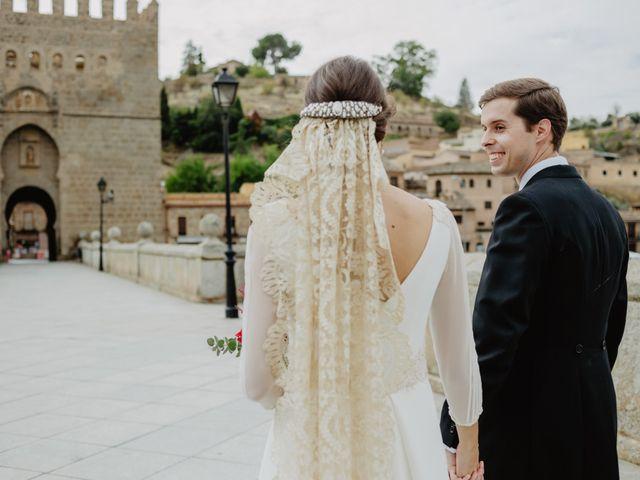 La boda de Alberto y Alicia en Toledo, Toledo 70